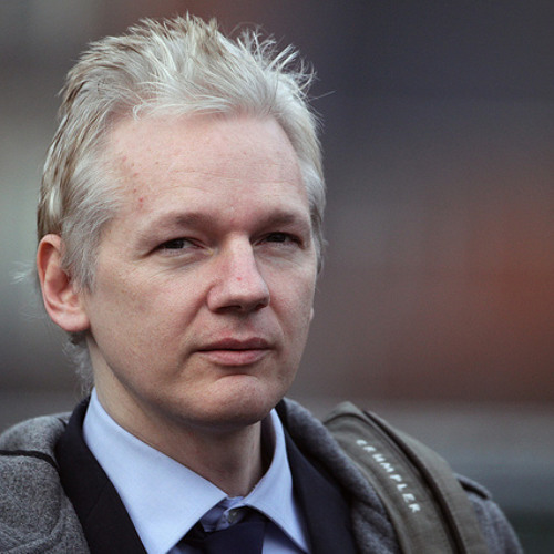 What would you ask Julian Assange?