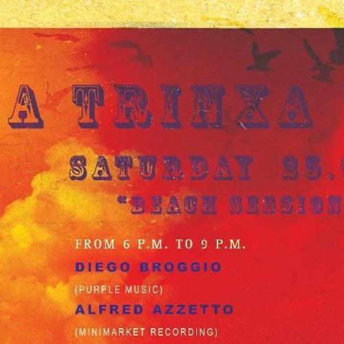 Alfred Azzetto & Diego Broggio Big Opening Live [Made In Italy ] @ Sa Trinxa 25-05-13 Ibiza (Spain)