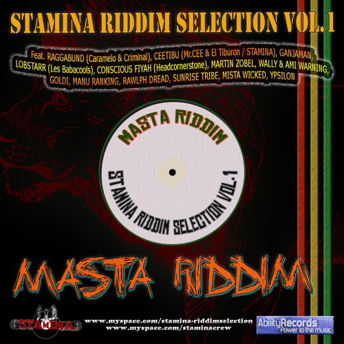 STAMINA Riddim Selection Vol.1 - Official Snippet - !!! Free Download !!!