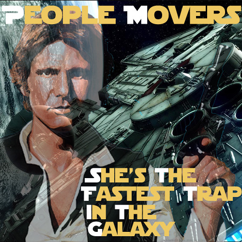 She's The Fastest Trap In The Galaxy