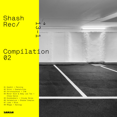 CLOUDY SKIES // Shash Rec. Compilation 2