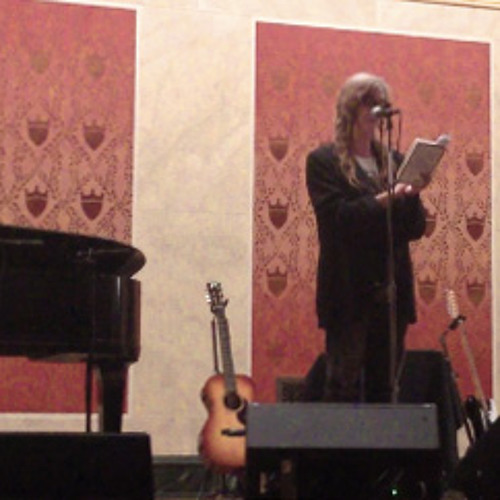 Patti Smith reads from The Coral Sea