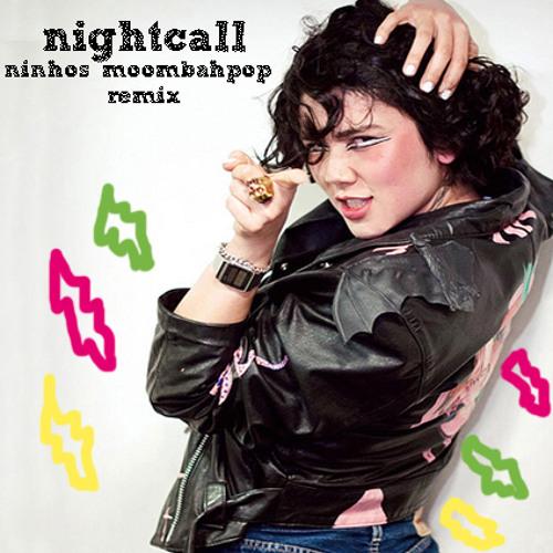 Kavinsky feat. Lovefoxx - Nightcall (ninho's moombahpop remix)