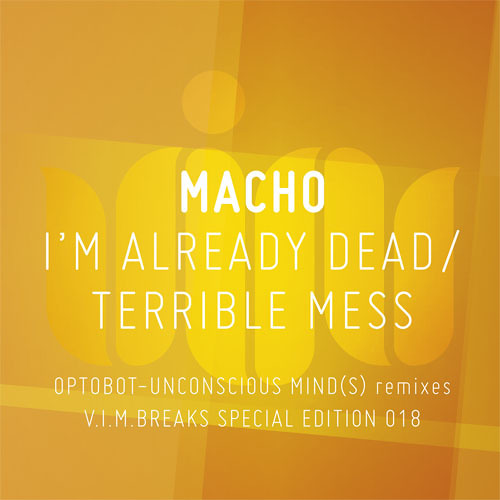 Macho - Terrible Mess (Unconscious Mind(s) Rmx)  [Preview] *Out NOW on BeatPort*