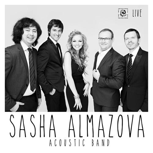 Sasha Almazova Acoustic Band -  Понедельник (live)