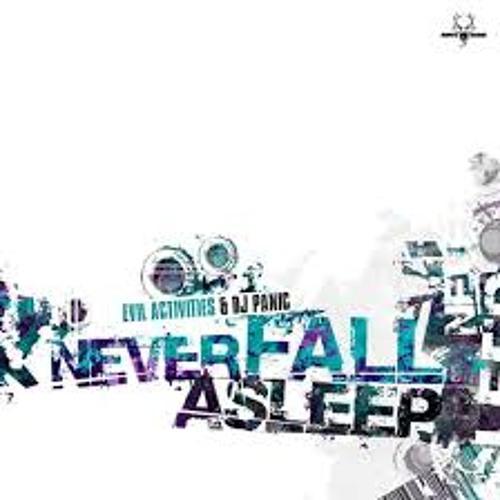 Evil Activities & DJ Panic - Never fall asleep (feat.MC Alee) (NEO027) (2005)
