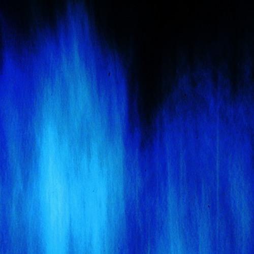 Pulsing Blue Silence