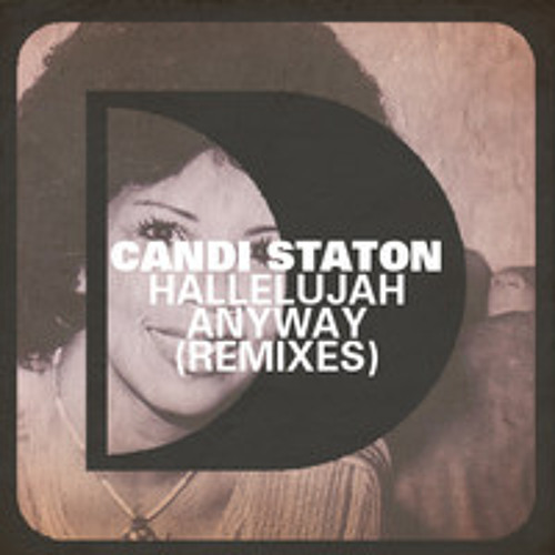 Candi Staton - Hallelujah Anyway (David Penn Going Deeper Mix) ScEdit