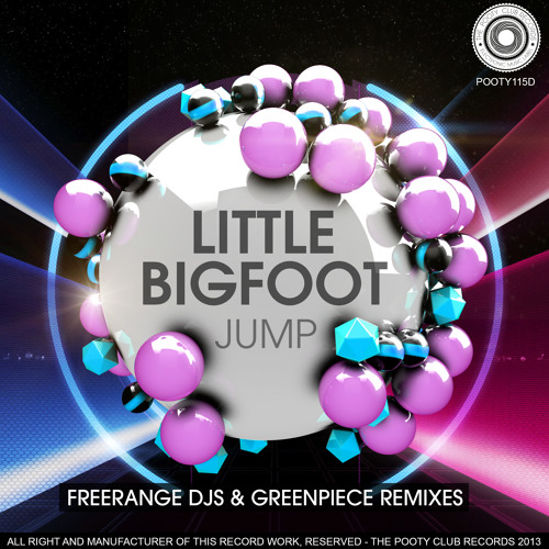 Little Bigfoot - Jump (Original Mix)