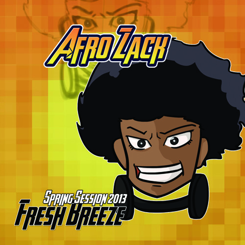 AfroZack - Spring Session 2013 - Future Breeze