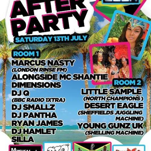 "H.U.D Carnival 2013 'PURE PANTHA IIII' Mixed By DJ Pantha ""FREE DOWNLOAD"""