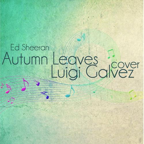 Autumn Leaves (Ed Sheeran) Cover - Luigi Galvez
