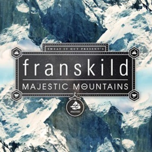 franskild - majestic mountains ( dj promo mix )