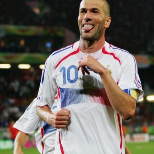Zidane - Zidane Presents Himself (Intro)