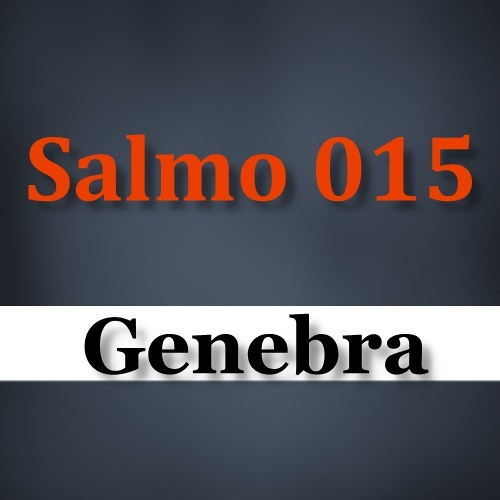 Salmo 015A CBS