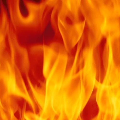 Blazing Fire Shred