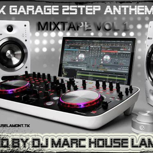 Thumbnail Uk Garage 2step Anthems Freedownload Mixtape Vol 1 By Dj Marc House Lamont