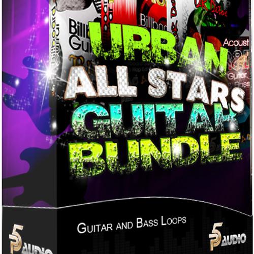 Urban All Stars Guitar Bundle