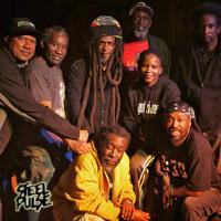 Steel Pulse - Ku Klux Klan Roots Reggae Jungle Mix Artwork