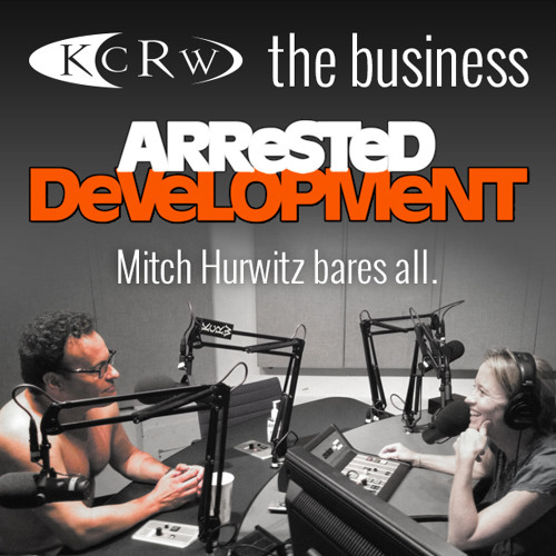 Hurwitz on Arrested Development's bleeped words and ad breaks