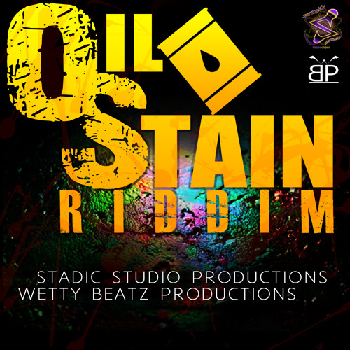 SKinny Fabulous - The General (Lick ah Shot) [OIL STAIN RIDDIM][STADIC STUDIO and WETTY BEATZ]