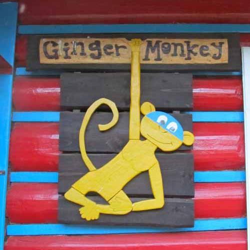 The Ginger Monkey