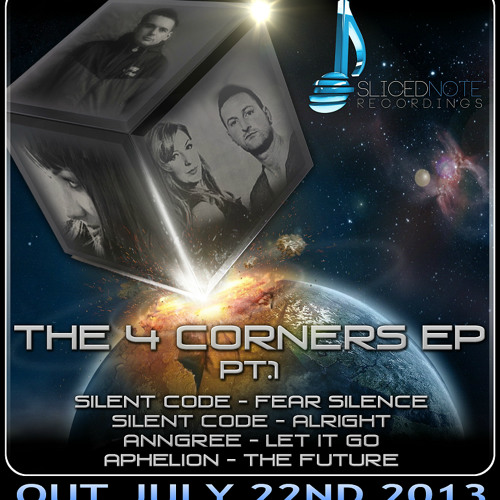 4 Corners Ep Part1 - SNR-003 - 4 Tracks  (Out Now)