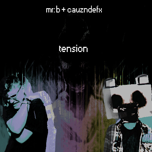 Tension(FT. Cauzndefx) Prod. By NineTaels