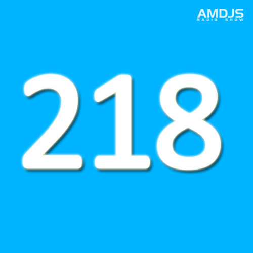 AMDJS Radio Show VOL218 (Feodor AllRight & Elena Mechta)