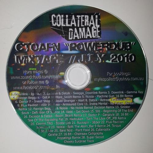ctoafn 'Powerdub' Mixtape - July 2010