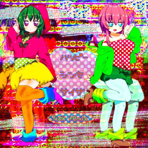 EasyPop - ハッピーシンセサイザ(4sk remix)【Free DL in descripsion】