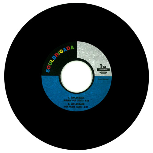 SoulBrigada - Hot Pants (Edit) *OUT NOW* on KAT45 Records (UK)