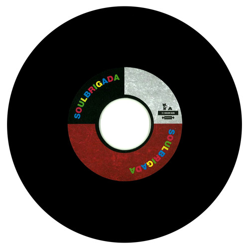 SoulBrigada - Runnin' Out (Edit) on KAT45 Records (UK)