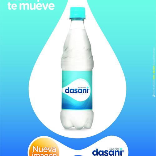 Dasani - Eso que te mueve  - Radio