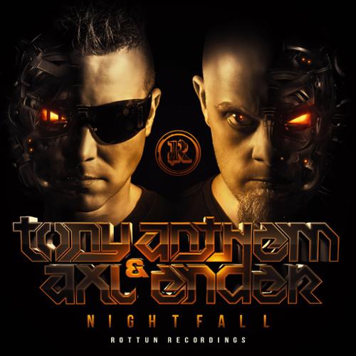 Tony Anthem & Axl Ender - Tearing Me Apart Instrumental