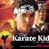 The Karate Kid, Training Hard - Bill Conti Music Score