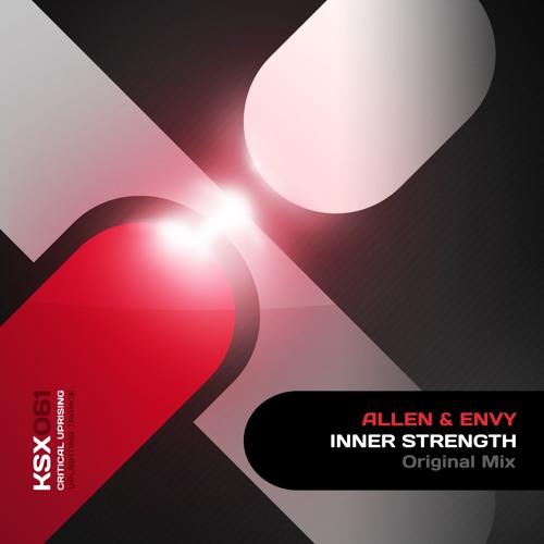 KSX061 : Allen & Envy - Inner Strength (Original Mix)