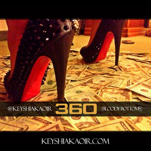 360 (BLOODY BOTTOMS) by @KeyshiaKaoir  [92 BPM]