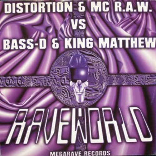 Dj Distortion & Mc Raw vs Bass-D & King Matthew - Lost Zehn