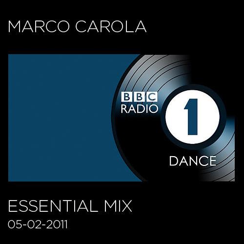 Marco Carola - Essential Mix (BBC Radio1) - 05-02-2011