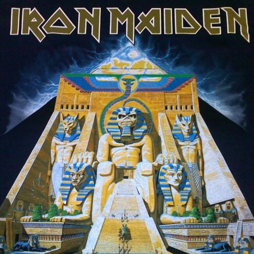 Iron Maiden - Powerslave (Leads RmX Bootleg)