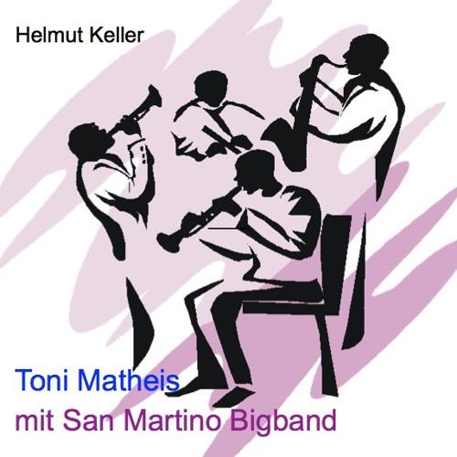 Toni Matheis with San Martino Bigband