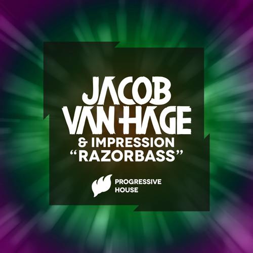 Jacob van Hage & Impression - Razorbass (OUT NOW) LINK BELOW!