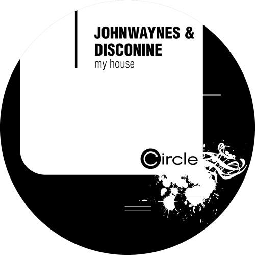 CIRCLE041-6A1- Rodney Bakerr presents Kenny K. Collins - Beat My House (Johnwaynes & Disconine Edit)