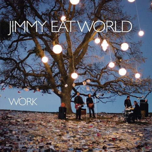 Jimmy Eat World - Work (Cover) (Mellish on vocals)