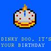 Dinky Doo It's Your Birthday