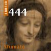 Sfumato - Erreur 444
