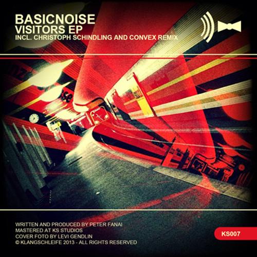 Basicnoise - Visitors (Convex Remix) [KS008]