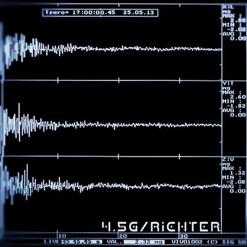 4.5G/Richter - Live au Théâtre d'Orléans le 25-05-13