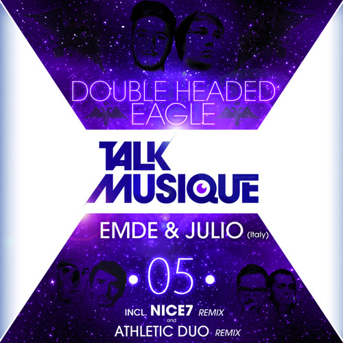 Emde & Julio (Italy) - Double (Nice7 Remix) [Talk Musique]